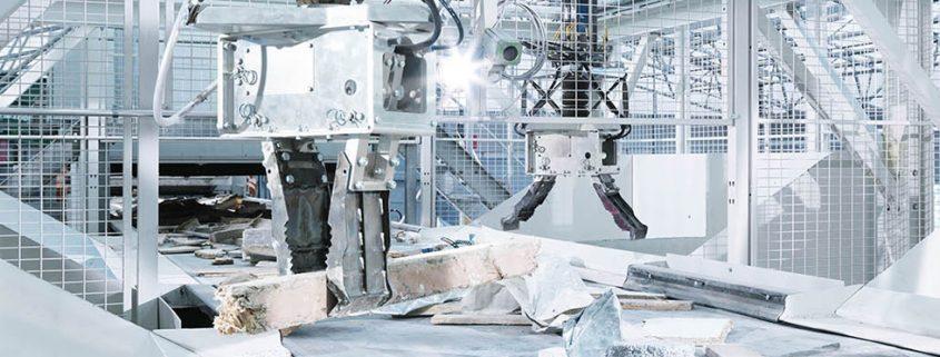 1er ZenRobotics Recycler installé en France